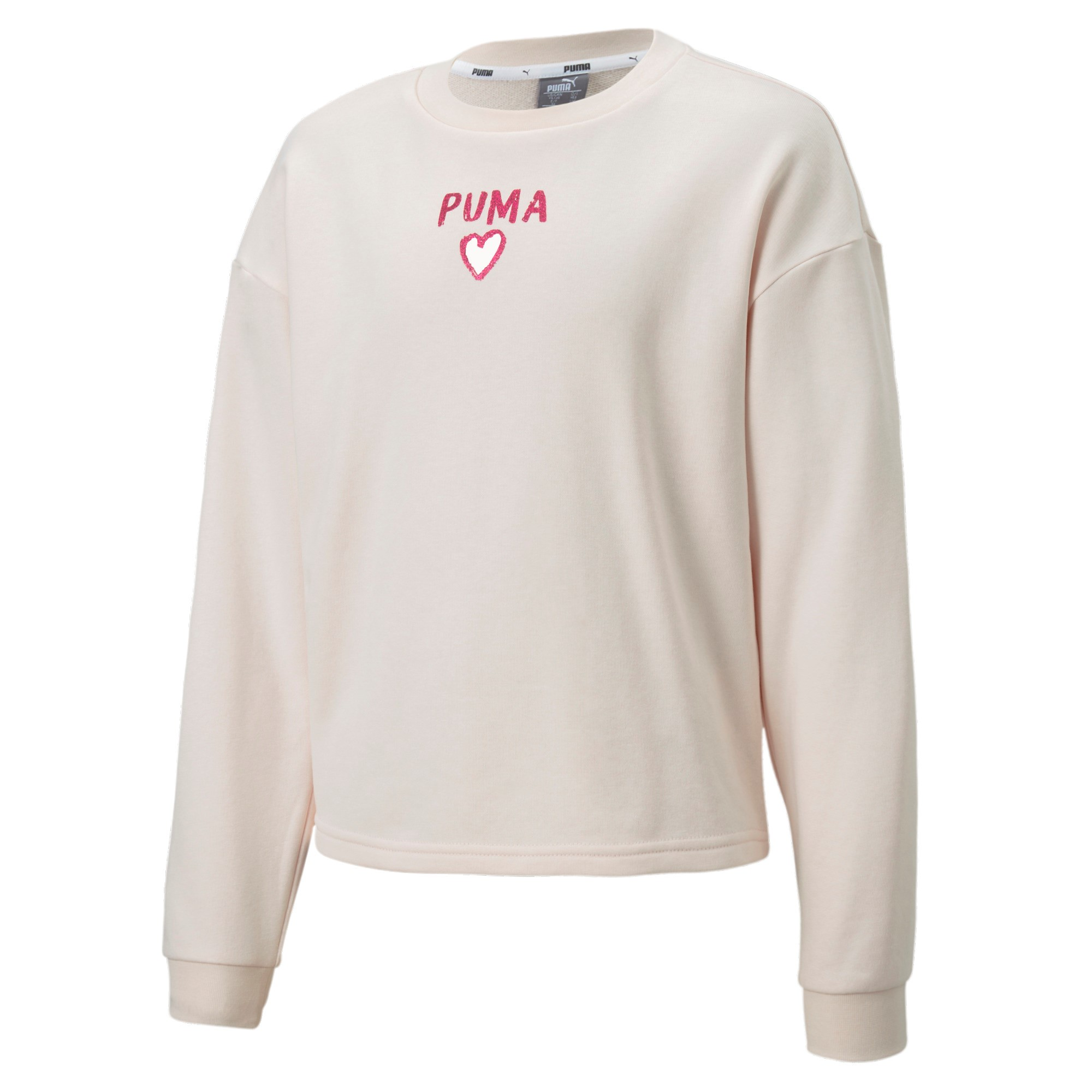 SUDADERA PUMA ALPHA CREW SWEAT G